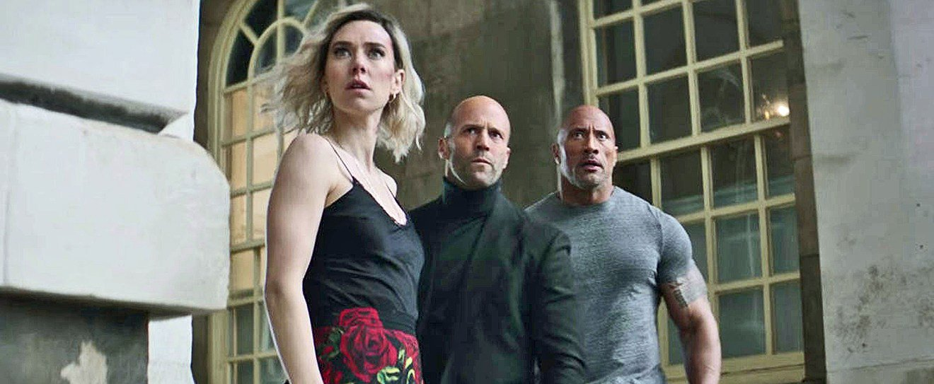 hobbs and shaw image - Google Search