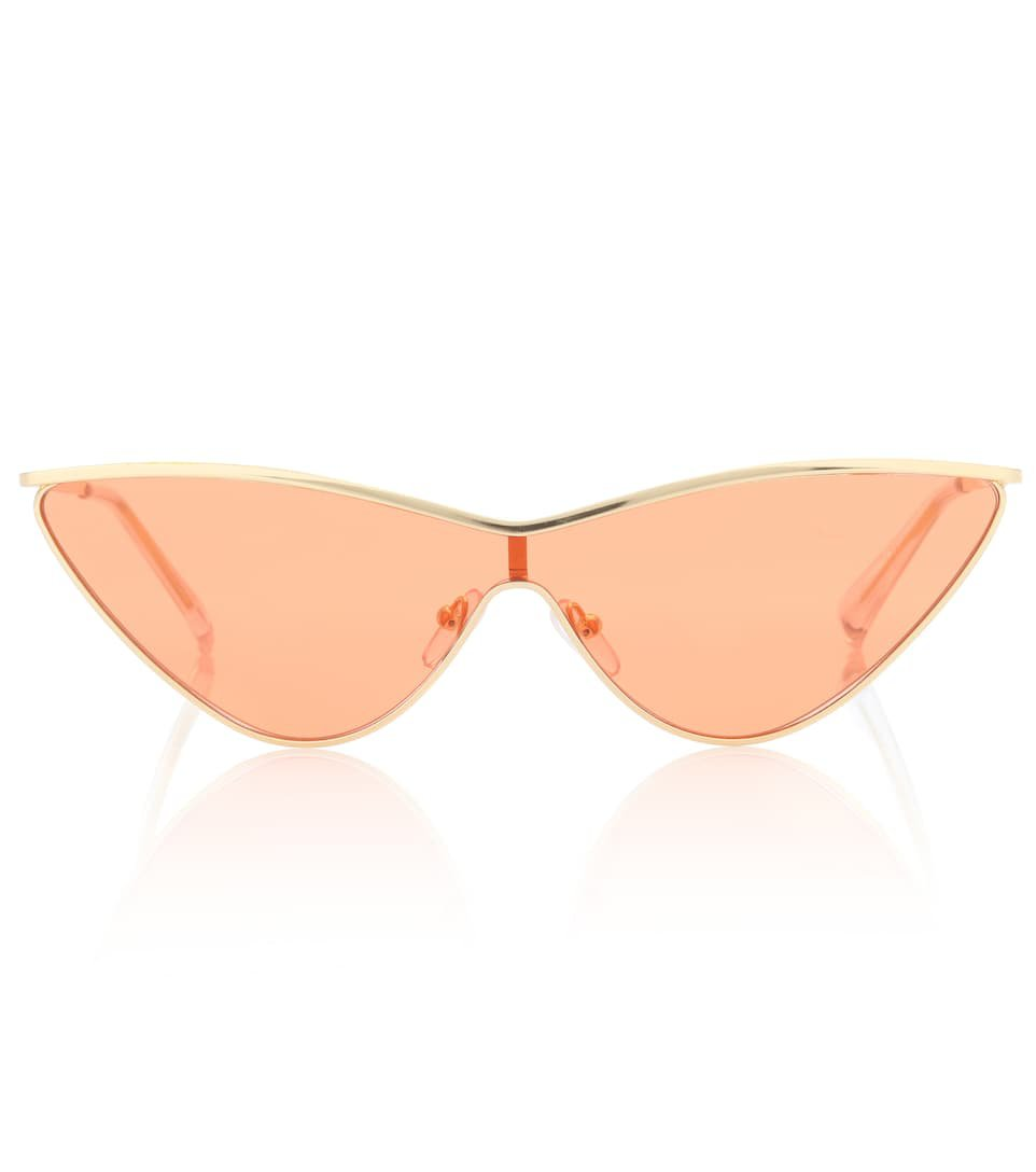 X Adam Selman The Fugitive Sunglasses | Le Specs
