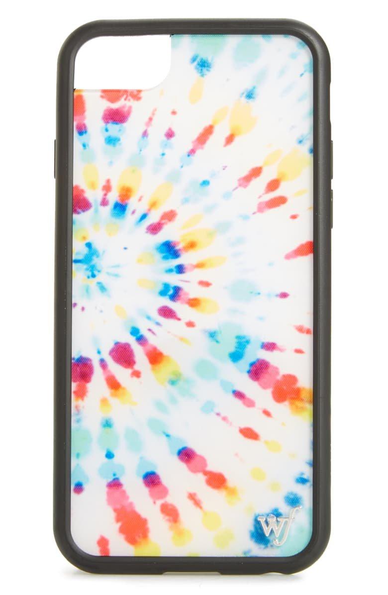 wildflower Tie Dye iPhone 6/7/8 Case   Nordstrom