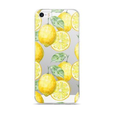 Summer Lemons Phone Case - Hey Casey!