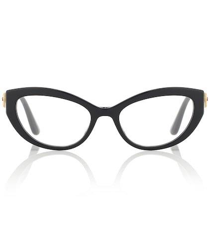 Devotion cat-eye glasses
