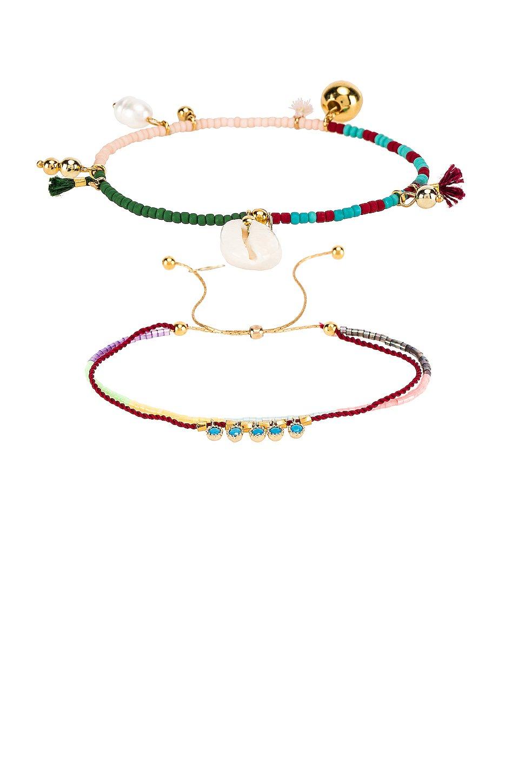 Sealu and Peri Bracelet Set