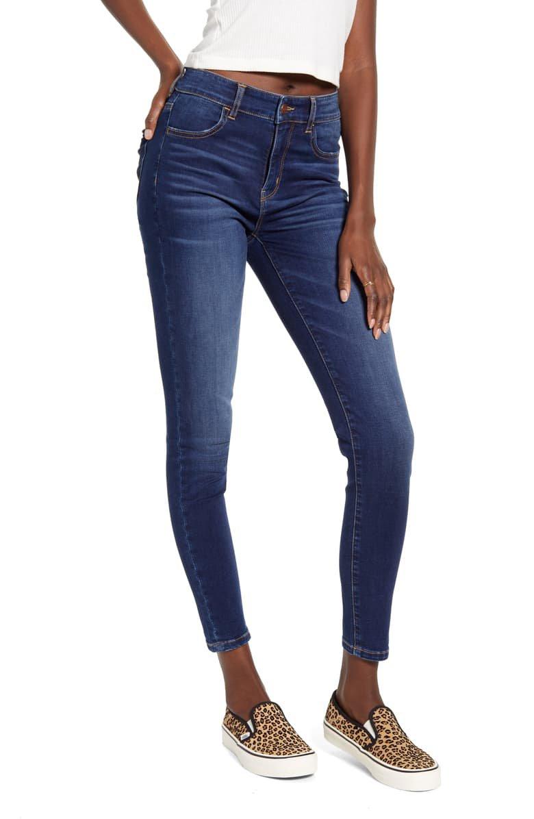BP. High Waist Ankle Skinny Jeans   Nordstrom