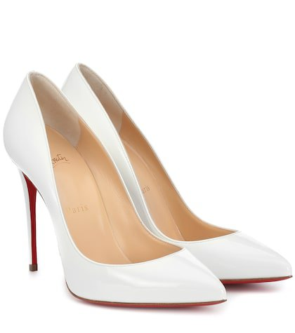 Pigalle Follies patent leather pumps