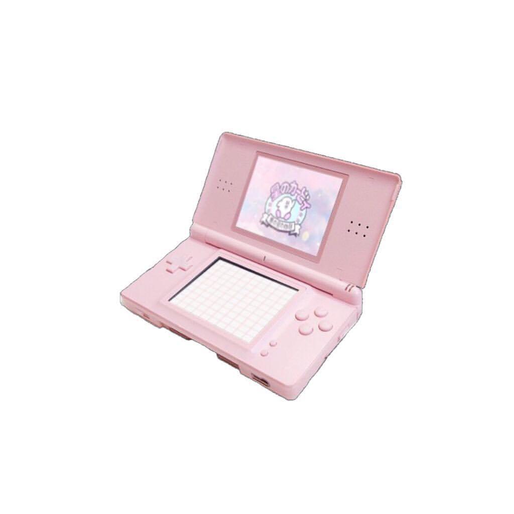 """""""+ Pink Kawaii DS +"""""""