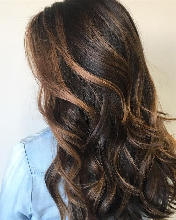 Balayage Brown Hair Color Ideas For Changing Up Your Style ...