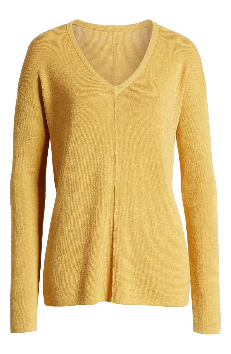Caslon® V-Neck Sweater | Nordstrom