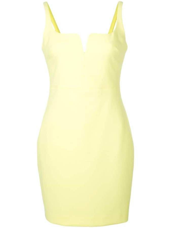 classic slip-on dress