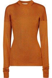 Bottega Veneta | Leather and gold-tone waist belt | NET-A-PORTER.COM