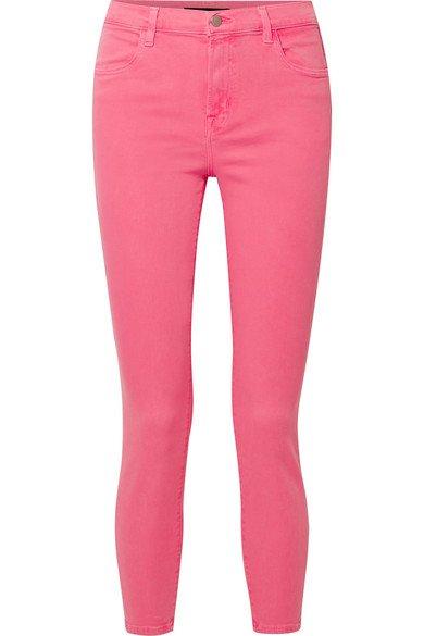 J Brand   Alana high-rise skinny jeans   NET-A-PORTER.COM