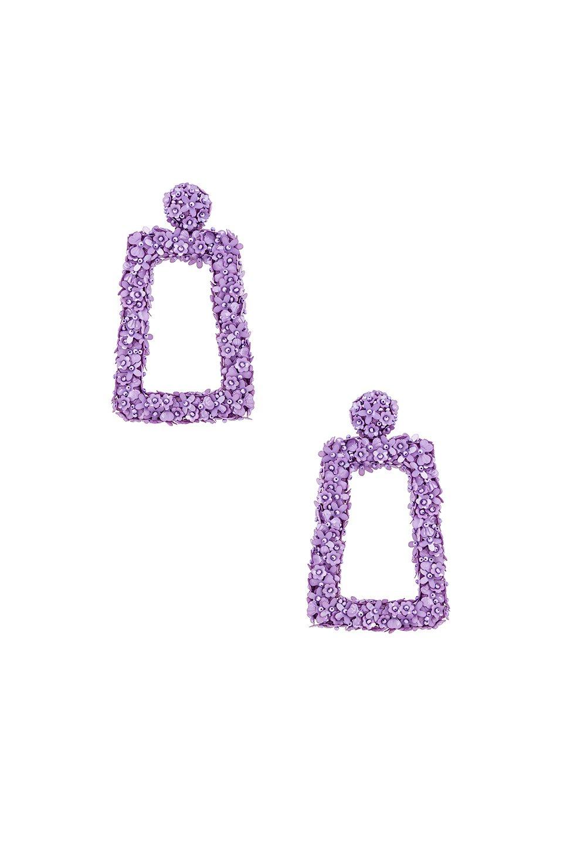 Fleur Dusk Earrings