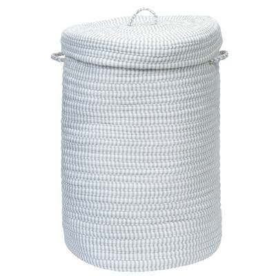 Charlton Home Traditional Polypropylene Laundry Hamper & Reviews   Wayfair.ca