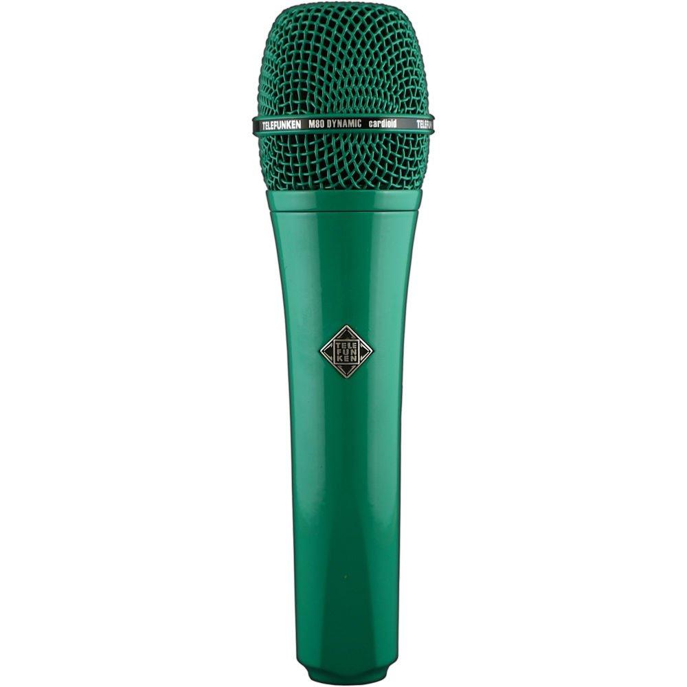 green microphone telefunken - Pesquisa Google