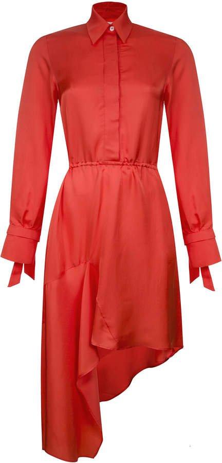Mykke Hofmann Kaleva Tencel Dress