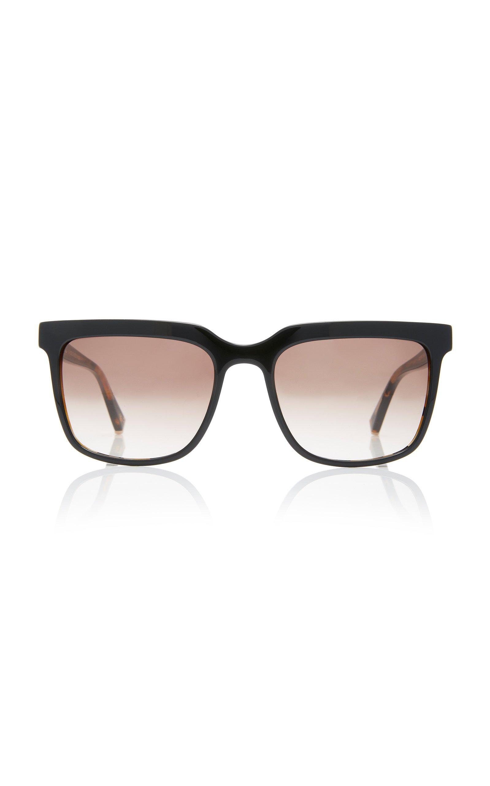 Kate Young Leila D-Frame Acetate Sunglasses