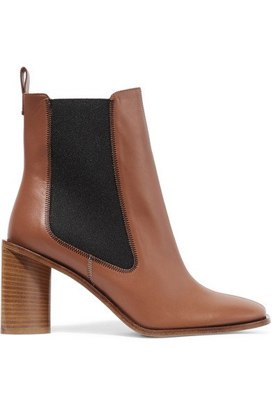 Acne Studios   Bethany leather ankle boots   NET-A-PORTER.COM