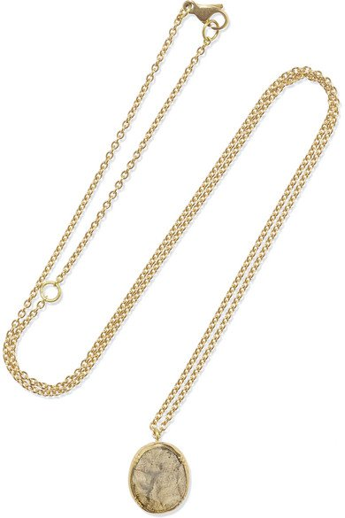 Brooke Gregson | 18-karat gold diamond necklace | NET-A-PORTER.COM