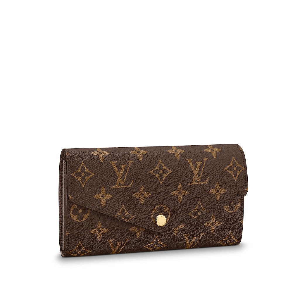 Louis Vuitton Wallet: Sarah - SMALL LEATHER GOODS | LOUIS VUITTON ®
