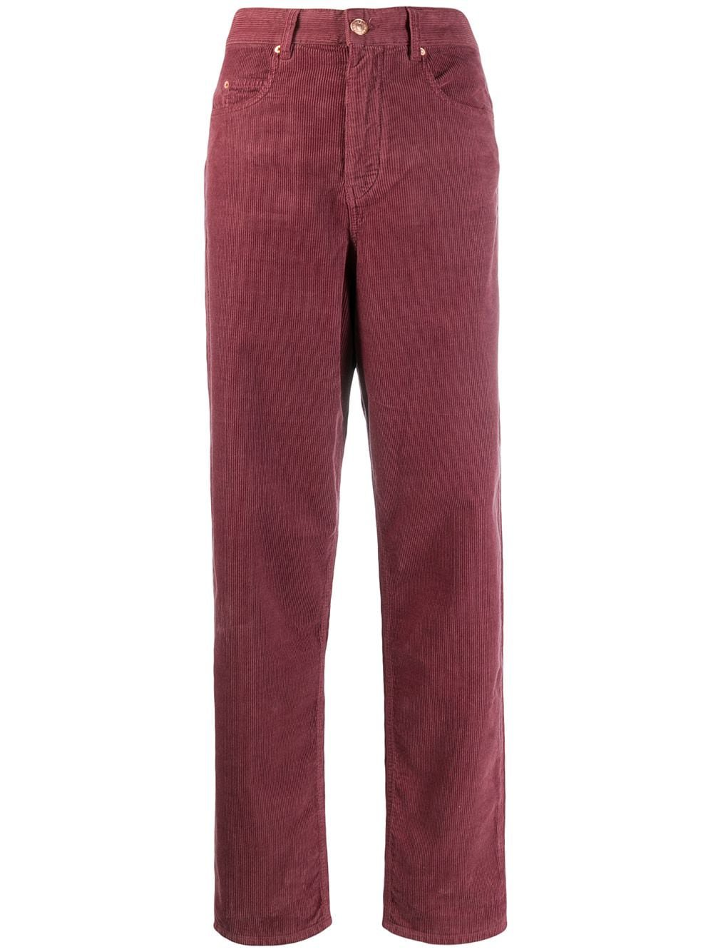 Isabel Marant Étoile High Waisted Tapered Trousers