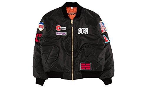 migos bomber jacket