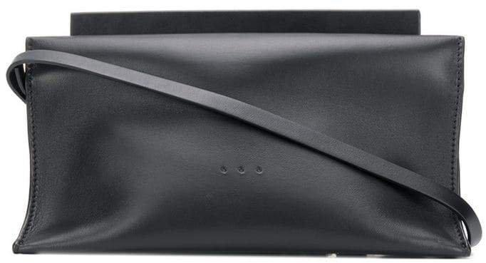 Aesther Ekme Slope clutch bag