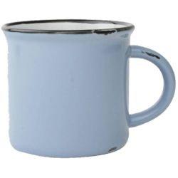 Pastel blue mug