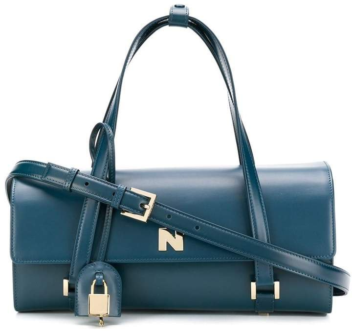 rectangular-shaped tote bag