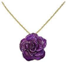 purple necklace - Google Search