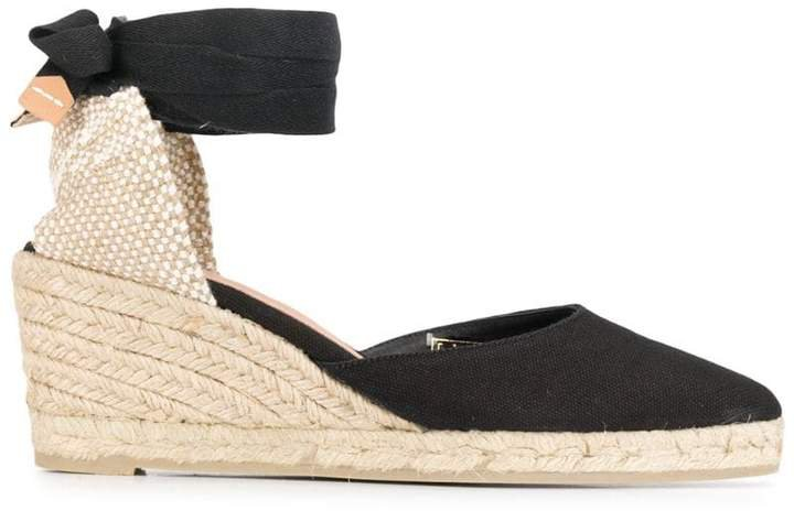 Joyce espadrille wedge sandals