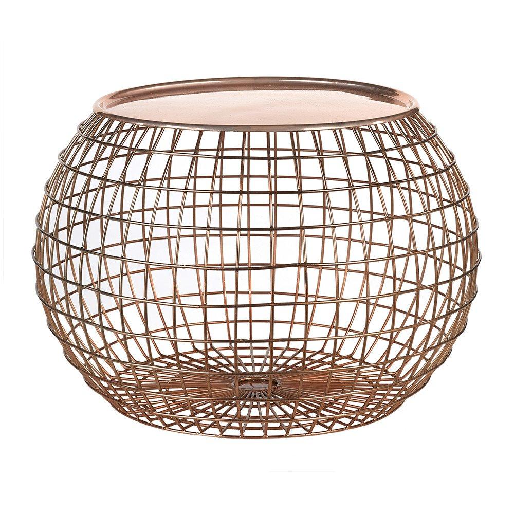 Pols Potten Wire Ball Table Tray - Copper