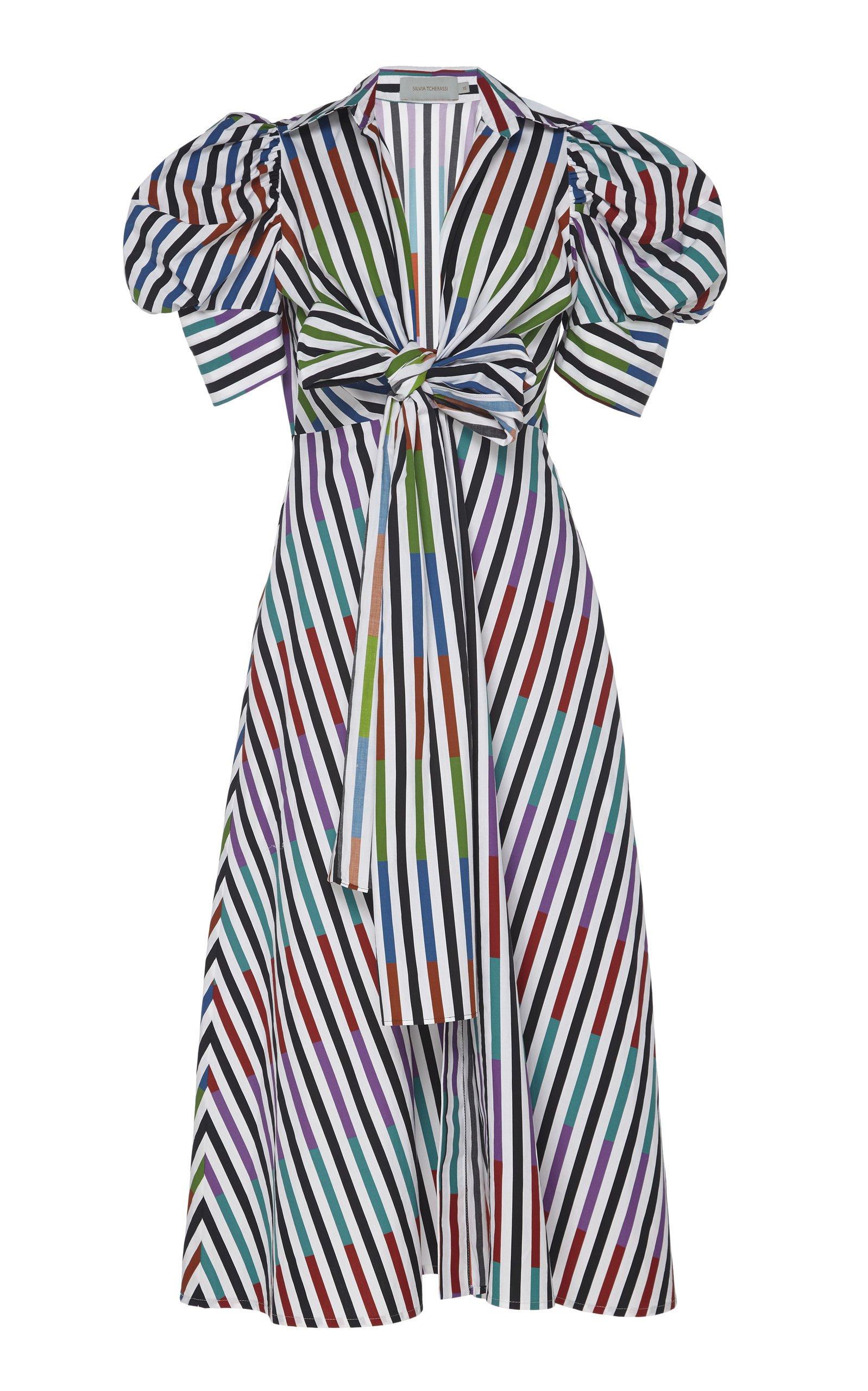 Silvia Tcherassi Cienaguera Cotton Dress Size: S