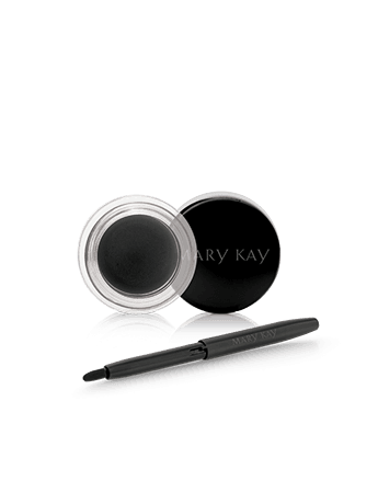 Mary Kay® Gel Eyeliner With Expandable Brush Applicator | Jet Black
