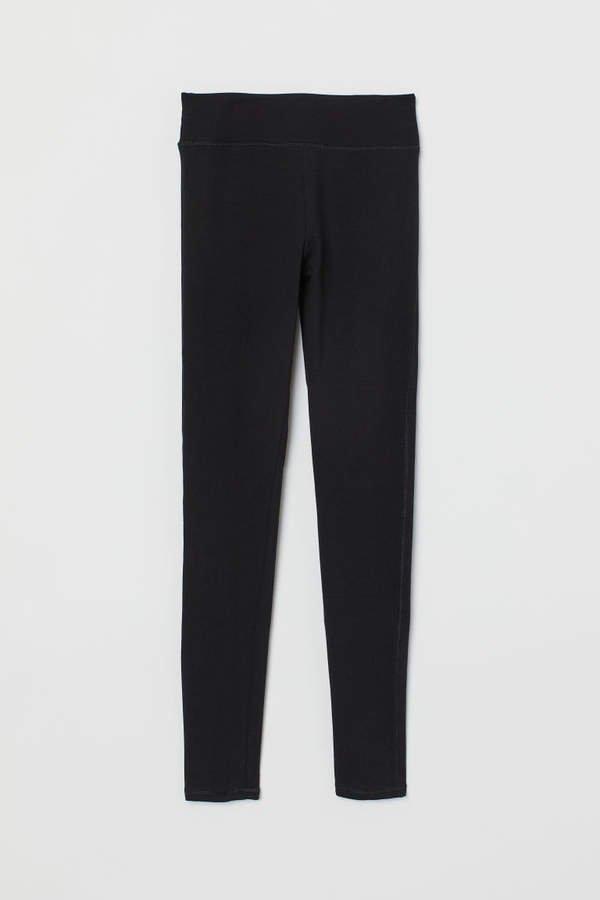 Leggings High Waist - Black