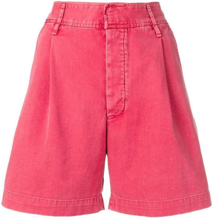 tailored cargo shorts