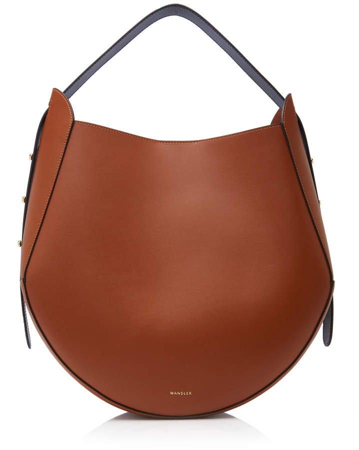 Wandler Corsa Medium Leather Shoulder Bag