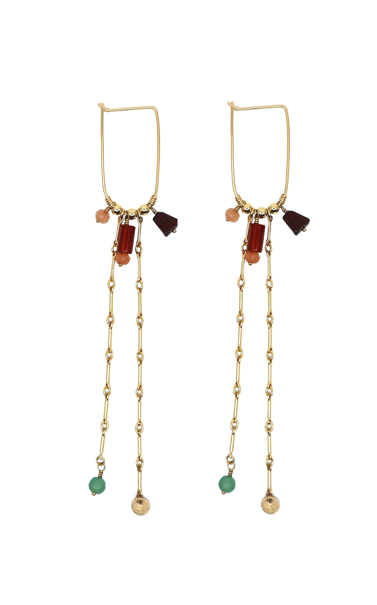 Petite Grand x Bondi Born Lucius Bead Earrings