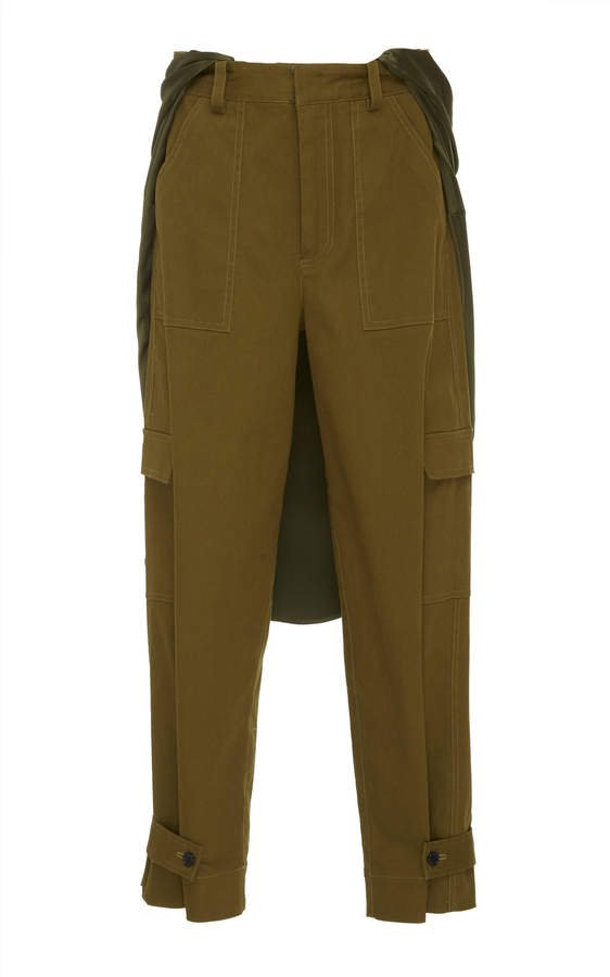 Holzer Cotton-Stretch Cargo Pants