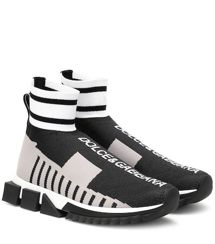 Sorrento high-top sock sneakers
