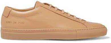 Original Achilles Leather Sneakers - Sand