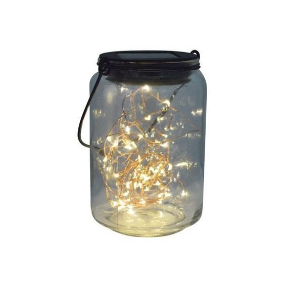 Fairy Lights Jar