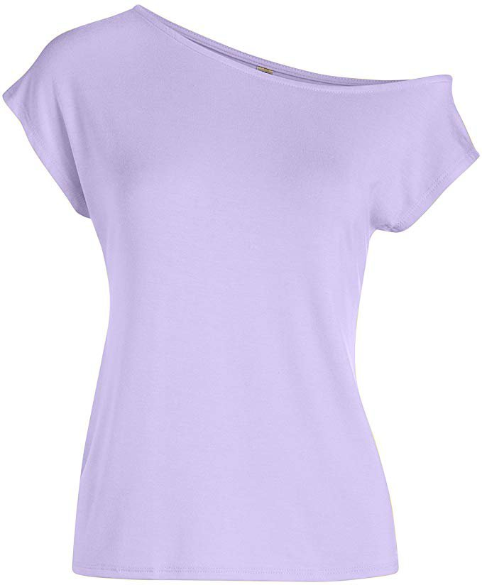 Lavender-Purple Top