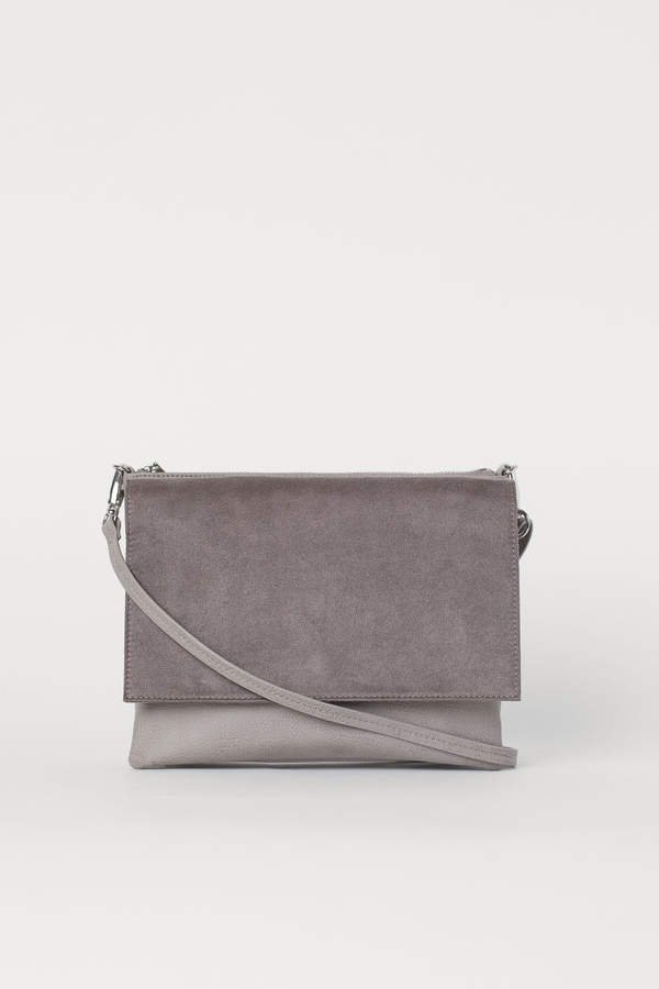 Shoulder Bag - Gray