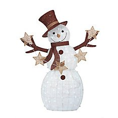 Home Accents Holiday 72-inch 160-Light Cool White LED Twinkle Unicorn Christmas Decoration | The Home Depot Canada