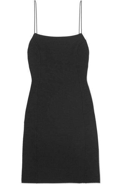 Ninety Percent | Stretch-jersey mini dress | NET-A-PORTER.COM