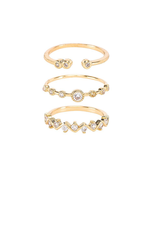 Ring Set of 3