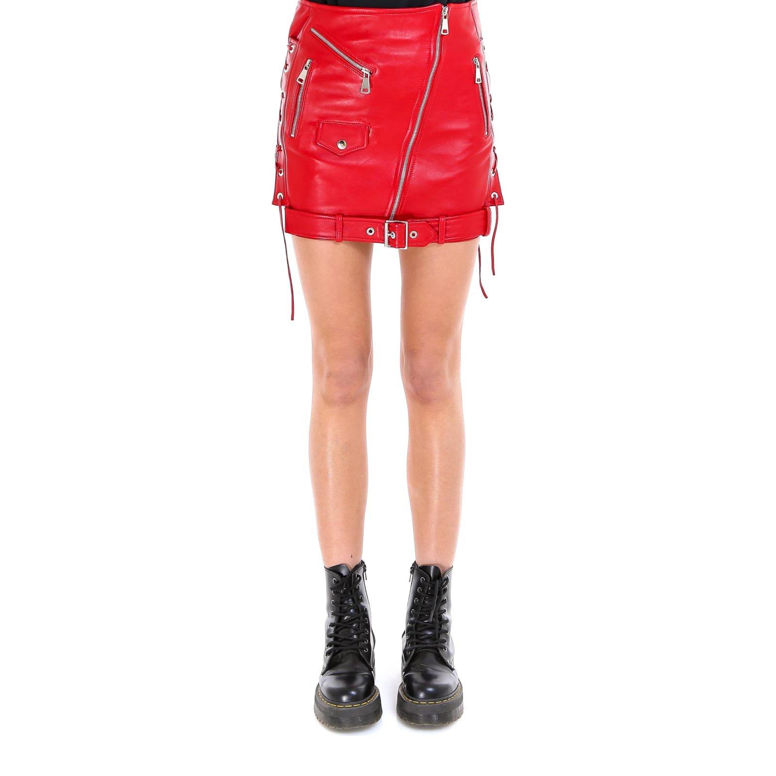 Manokhi Biker 2 Skirt