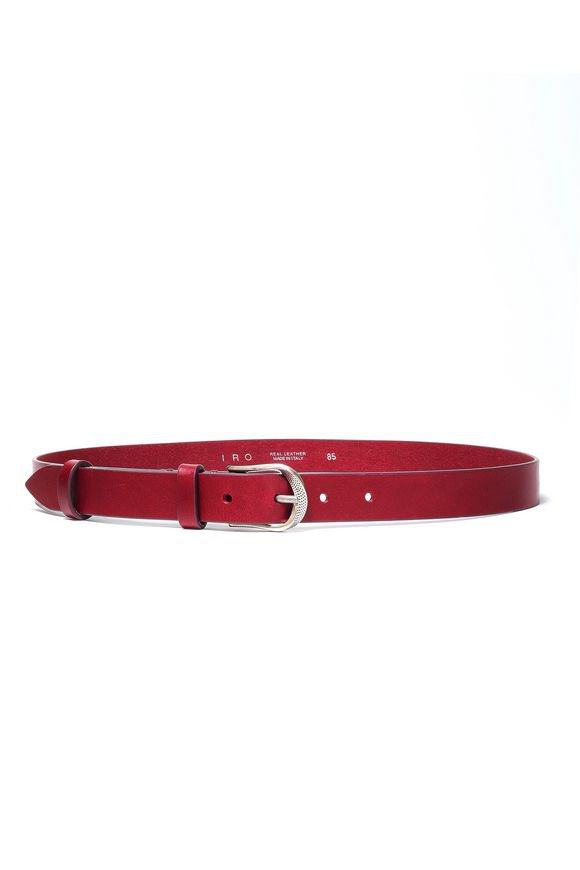 Ludmila leather belt   IRO