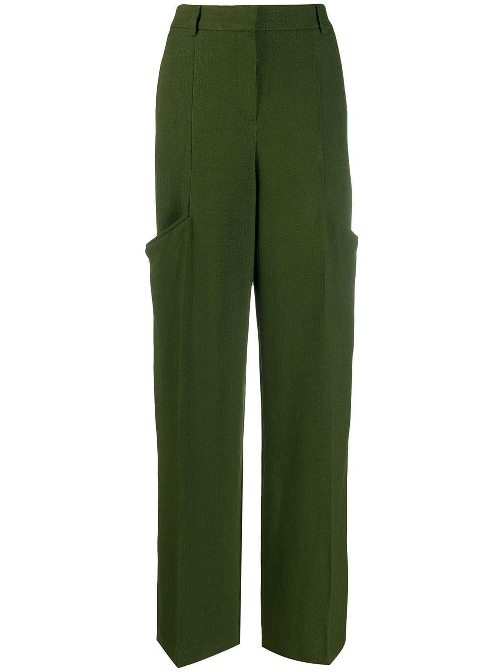 Jacquemus High Waist Trousers - Farfetch