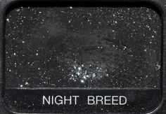 fake nars eyeshadow - night breed