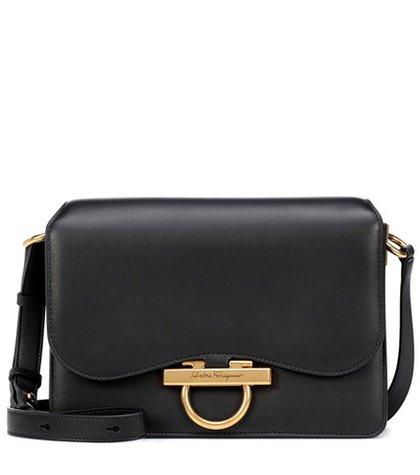 Joanne leather shoulder bag